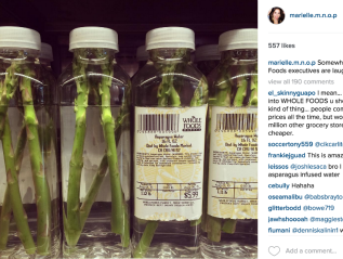 I Started the Asparagus Water Scandal That Has the Internet Freaking Out