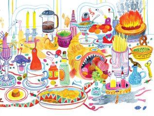 BoJack Horseman Illustrator Lisa Hanawalt Gets So Weird in Her NewBook