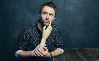 It's Chris Hardwick's World, and We're All Just Living InIt
