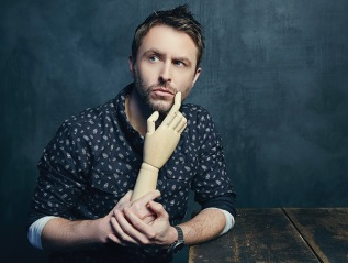 It's Chris Hardwick's World, and We're All Just Living In It