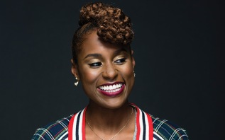 Let's Talk About the Time Issa Rae MetDrake