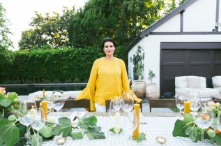 A Hollywood Party Planner Who Isn't Instagram-Obsessed