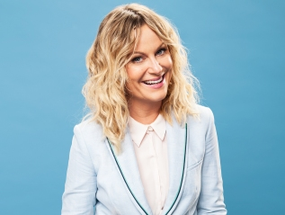 Amy Poehler Is Using Her Comedy Powers for the Good of Womankind